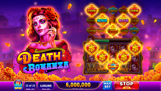 Slotsmashu2122 - Casino Slots Games Free 3.38 Screenshots 2