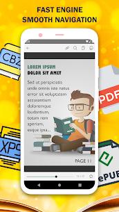 Fast PDF Reader 2021 – PDF Viewer, Ebook Reader MOD APK V1.5.6 – (Premium) 1