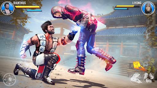 Kung fu fight karate offline games 2020: New games apklade screenshots 1