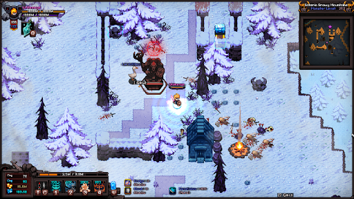 Hero Siege: Pocket Edition 5.2.3 screenshots 7