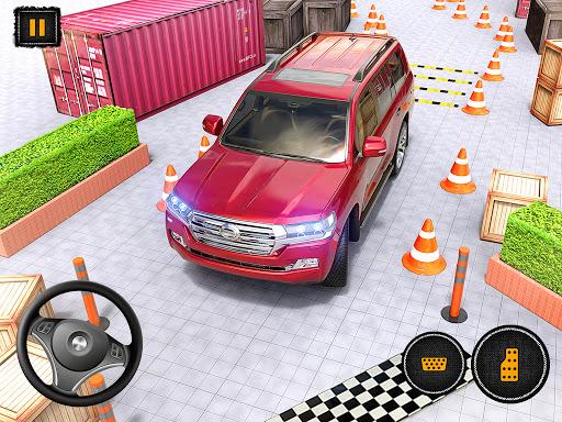 Modern Prado Car Parking Game - Free Games 2020 2.5 screenshots 7