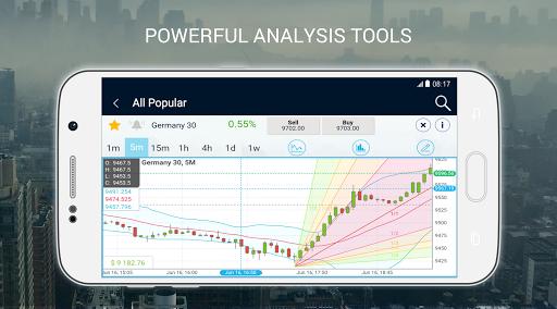 Xtrade - Online Trading modavailable screenshots 5