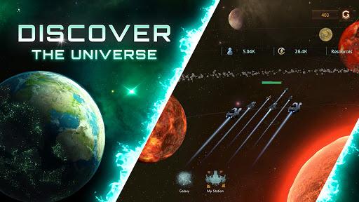 Stellaris: Galaxy Command, Sci-Fi, space strategy  screenshots 9