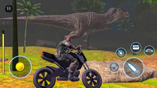Best Dinosaur Shooting Games: Dino Hunt Shelter  screenshots 3