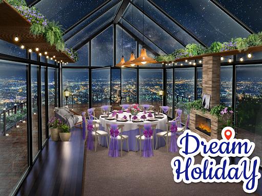 Dream Holiday - Travel home design game apkdebit screenshots 5