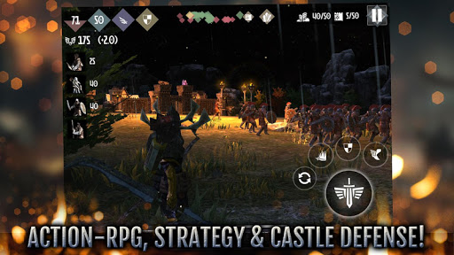 Heroes and Castles 2 - Strategy Action RPG  screenshots 2