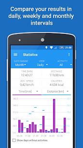 GPS Spor İzci – Koşu, Yürüme, Bisiklet sürmek Apk İndir 4