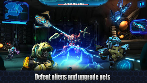 Star Warfare2:Payback Apkfinish screenshots 5
