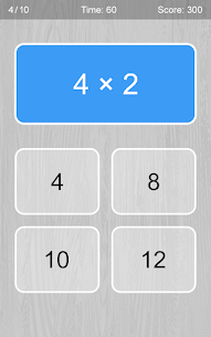 Multiplication Table Game Apk 5