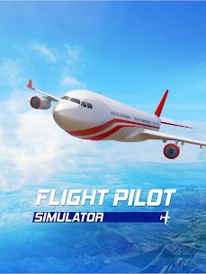 Flight Pilot Simulator 3D Free MOD APK 2.4.18 (Unlimited Money) 11