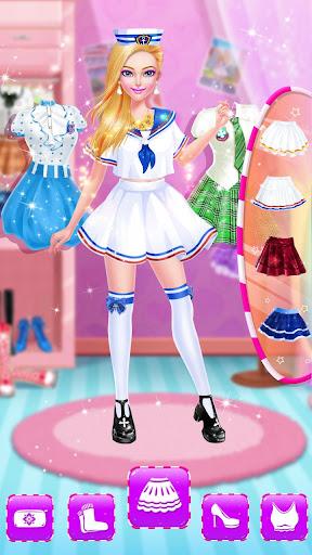 ud83cudfebud83dudc84School Uniform Makeover  screenshots 20