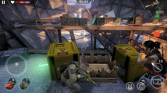 Left to Survive: Dead Zombie Shooter. Apocalypse 4.7.2 Screenshots 8