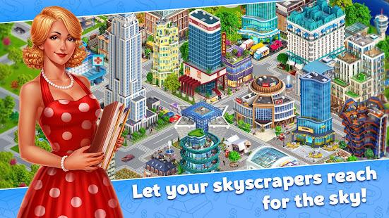 Golden Valley: City Build Sim apk