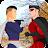Flying Superhero vs Incredible Hero Street Fight