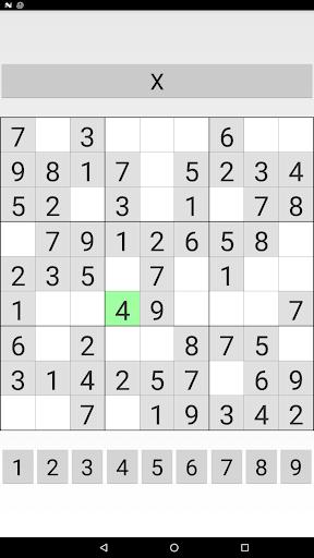 Sudoku-7  screenshots 1