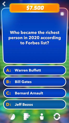 Millionaire 2021 - Trivia & Quiz 1.4 screenshots 3