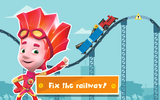 The Fixies Town Games for Kids! Girl and Boy Games screenshots 11