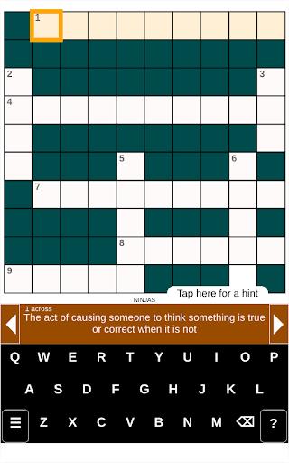 Easy Crosswords  screenshots 18