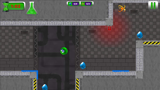 Code Triche Lab Chaos - Action packed platforming speedrun APK MOD (Astuce) screenshots 3