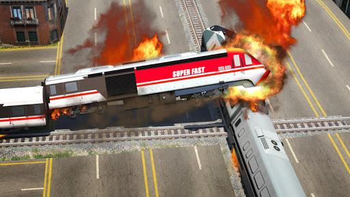 Train Driving Free  -Train Games 3.2 screenshots 4