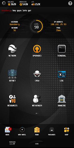 vHack Revolutions - World of Hackers modiapk screenshots 1