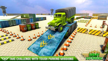 US Police Bus Game: Parking 3D