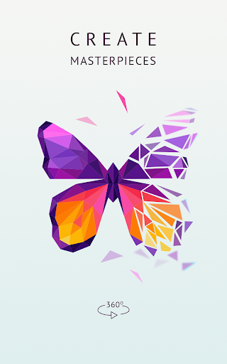 Polysphere - art of puzzle 1.5.3 screenshots 2