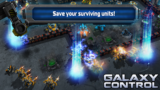 Galaxy Control: 3D strategy 34.44.64 screenshots 16