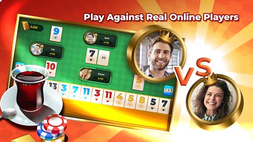 Okey Online - Real Players & Tournament screenshots 2