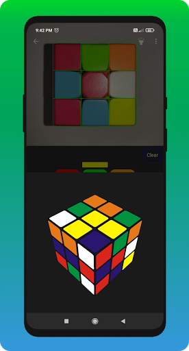 Cube Cipher - Rubik's Cube Solver and Timer apkdebit screenshots 3
