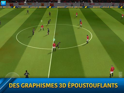 Code Triche Dream League Soccer (Astuce) APK MOD screenshots 6