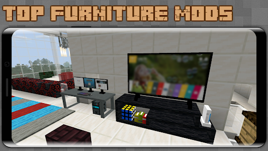 Furniture Mods for MCPE 1.9.1