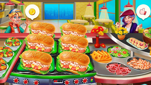 Télécharger Gratuit Tasty Cooking: Restaurant Chef Cooking Games apk mod screenshots 3