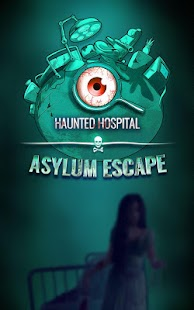 Haunted Hospital Asylum Escape Hidden Objects Game Screenshot