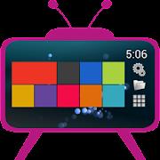 Top TV Launcher 1  Icon