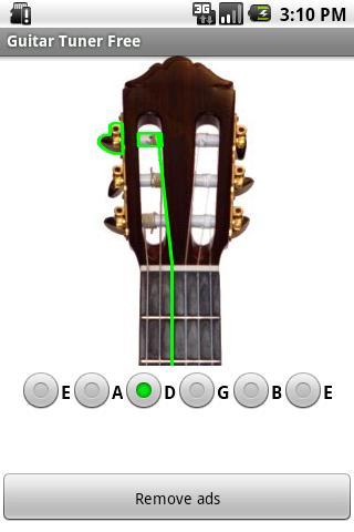 Guitar Tuner For PC Windows (7, 8, 10, 10X) & Mac Computer Image Number- 6