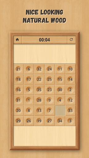 Sliding Puzzle: Wooden Classics  screenshots 4