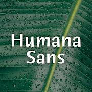 Humana Sans ITC FlipFont  Icon