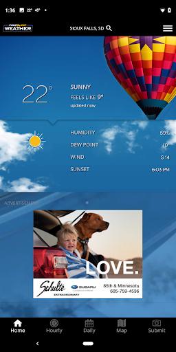 Dakota News Now Weather  screenshots 1