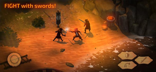 Slash of Sword 2 v1.0.01 MOD APK – Offline RPG Action Strategy 3