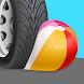 Crush things with car - ASMR games