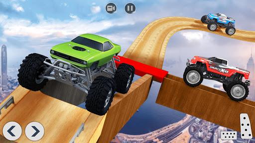 Mega Ramp Car Stunt Racing Games - Free Car Games screenshots 14