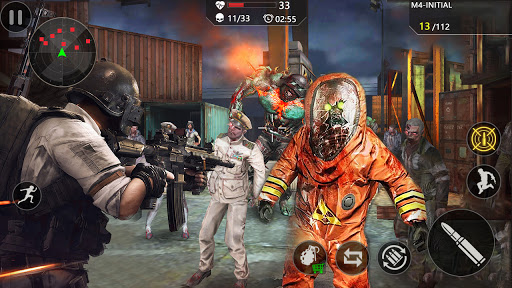 Dead Zombie Trigger 3: Real Survival Shooting- FPS 1.0.6 screenshots 8