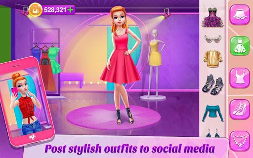 Selfie Queen - Social Star  screenshots 6