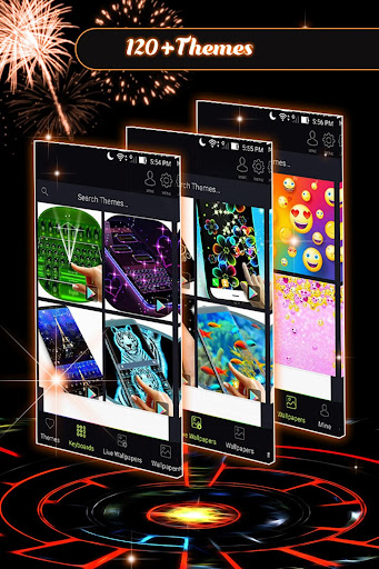 3D 2021 Theme For Android 1.296.1.75 Screenshots 5