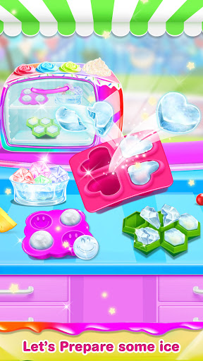 Unicorn Ice Slush Maker 14 Screenshots 3