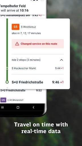 S-Bahn Berlin Connect screenshot 8
