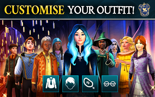 Harry Potter: Hogwarts Mystery 3.2.0 screenshots 14