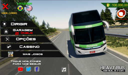 Heavy Bus Simulator  screenshots 12