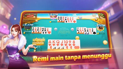 Lucky Domino-Gaple Remi Poker Fishing Game Online screenshots 4